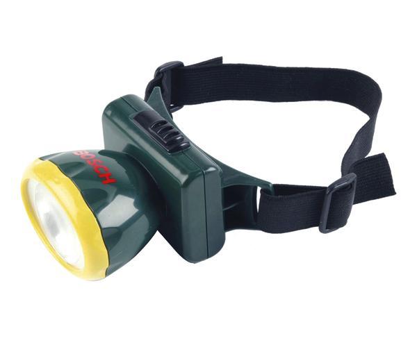 Linterna frontal de juguete BOSCH
