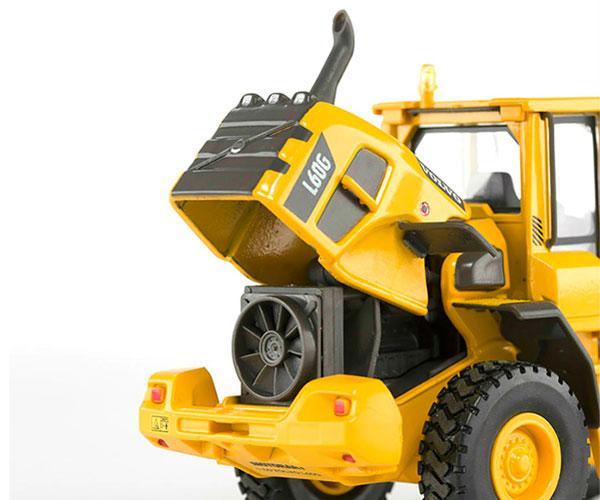 Miniatura cargadora VOLVO L60G - Ítem2