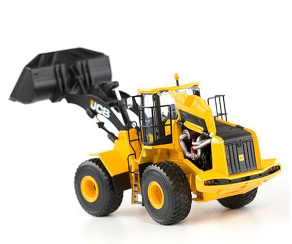 Miniatura cargadora JCB 467WLS
