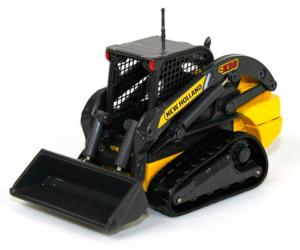 Miniatura minicargadora NEW HOLLAND C238
