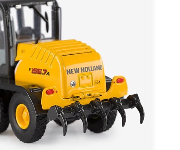 Miniatura motoniveladora NEW HOLLAND F156.7 Motorart 13785 - Ítem2