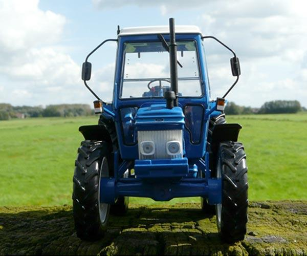 Replica tractor FORD 7610 4WD - Ítem2