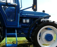 Replica tractor FORD 7610 4WD - Ítem3
