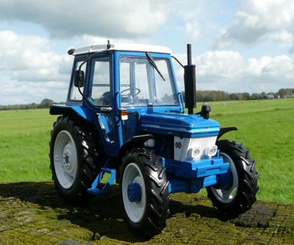 Replica tractor FORD 7610 4WD - Ítem4