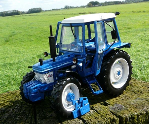 Replica tractor FORD 7610 4WD - Ítem7