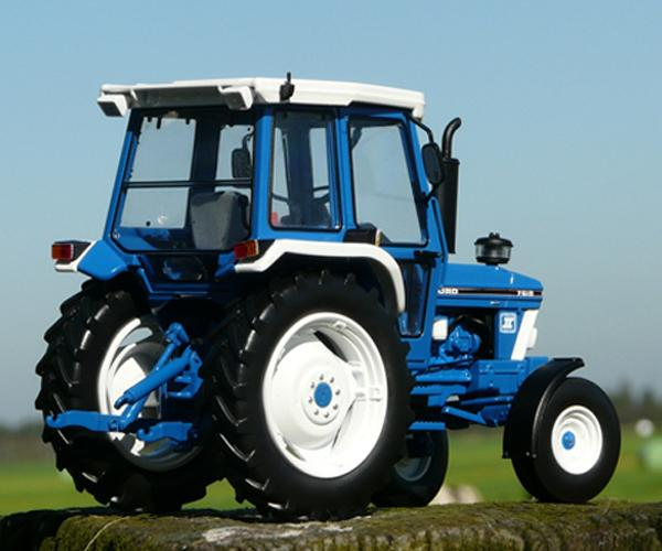 Replica tractor FORD 7610 Gen2, 2WD - Ítem2