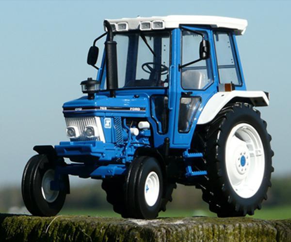 Replica tractor FORD 7610 Gen2, 2WD