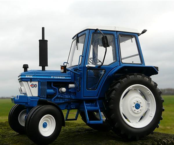 Replica tractor FORD 6610 Gen1, 2WD