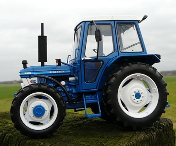 Replica tractor FORD 5610 Gen1, 4WD