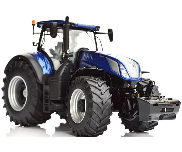 Réplica tractor NEW HOLLAND T7.315 Blue Power Marge Models 1605
