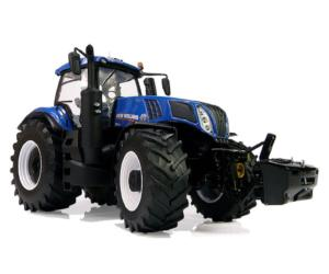 Réplica tractor NEW HOLLAND T8.435