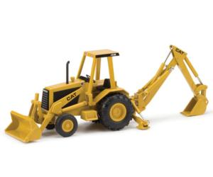 Miniatura mixta CATERPILLAR 416 Norscot 55271