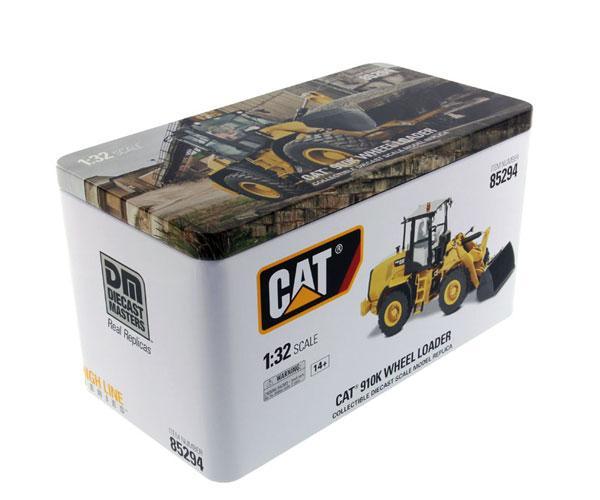 Miniatura pala cargadora CATERPILLAR 910K Diecast masters 85294 - Ítem6