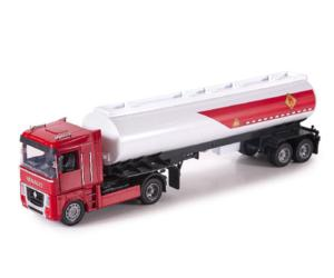 Miniatura camion RENAULT Magnum Oil