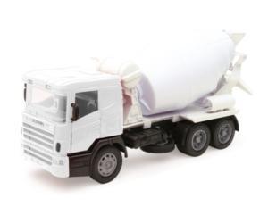 Miniatura camion hormigonera SCANIA R124/400 New ray 10523