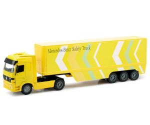 Miniatura camion MERCEDES BENZ