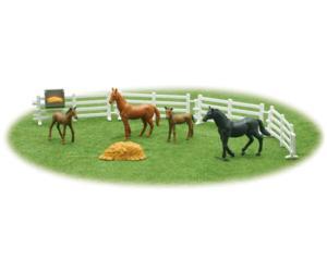 Pack caballos, yeguas, potros, vallado New Ray 05515