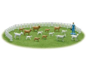 Pack pastor con cabras New Ray 05515