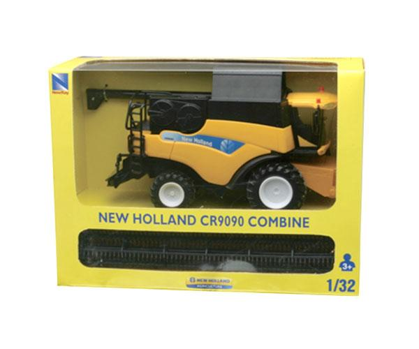 Miniatura cosechadora NEW HOLLAND CR9090 - Ítem1