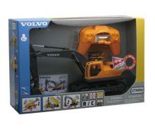 Excavadora RC radio control VOLVO EC460B con luces y sonido New Ray 88753 - Ítem2