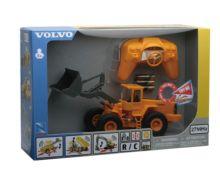 Pala cargadora RC radio control VOLVO L220E con luces y sonido New Ray 88763 - Ítem3