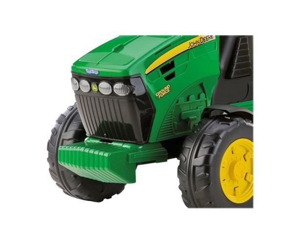 Tractor de batería JOHN DEERE con remolque Peg-Perego OR0047 - Ítem4