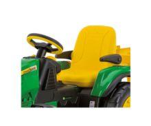 Tractor infantil de batería JOHN DEERE con remolque Peg-Perego OR0047 - Ítem9