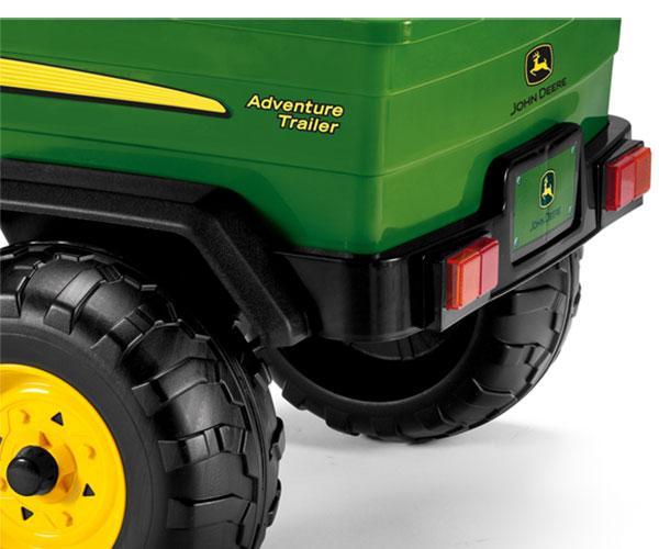 Remolque para tractores de batería Peg-Pérego-R0939 - Ítem4