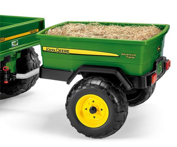 Remolque para tractores de batería Peg-Pérego-R0939 - Ítem7