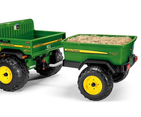 Remolque para tractores de batería Peg-Pérego-R0939 - Ítem8