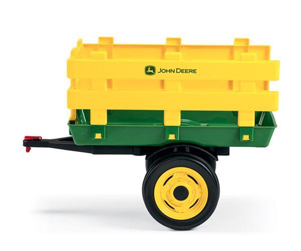 Remolque JOHN DEERE para tractores de batería Pég-Perego R0941 - Ítem1