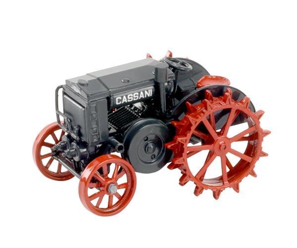 Réplica tractor CASSANI 40 cv 1926