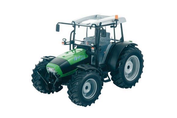 Réplica tractor DEUTZ-FAHR Agrofarm 100 - Ítem1