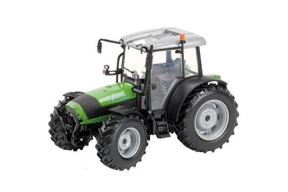 Réplica tractor DEUTZ-FAHR Agrofarm 100