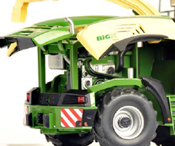 Replica picadora KRONE BIGX580 Ros 60152 - Ítem5