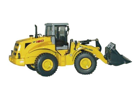 Réplica cargadora NEW HOLLAND W190 - Ítem1
