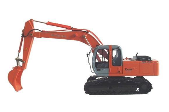 Réplica excavadora HITACHI Zaxis 210 - Ítem1