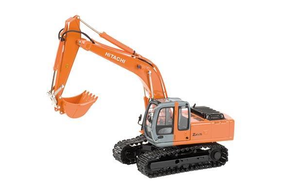 Réplica excavadora HITACHI Zaxis 210
