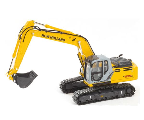 Miniatura excavadora NEW HOLLAND E215B