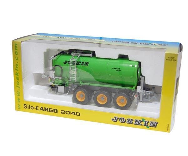 Replica remolque cisterna JOSKIN Cargo Green - Ítem1