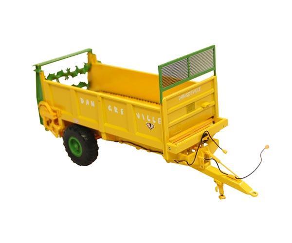 Replica remolque DANGREVILLE Modelo 1972