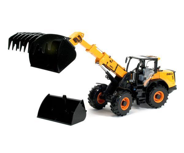 Réplica pala cargadora DIECI Agri Pivot Ros 000599
