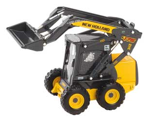 Réplica minicargadora NEW HOLLAND L 175