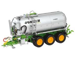 Réplica remolque cisterna JOSKIN vacu-cargo 2400