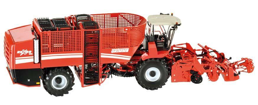 Replica cosechadora remolacha GRIMME Rexor 620