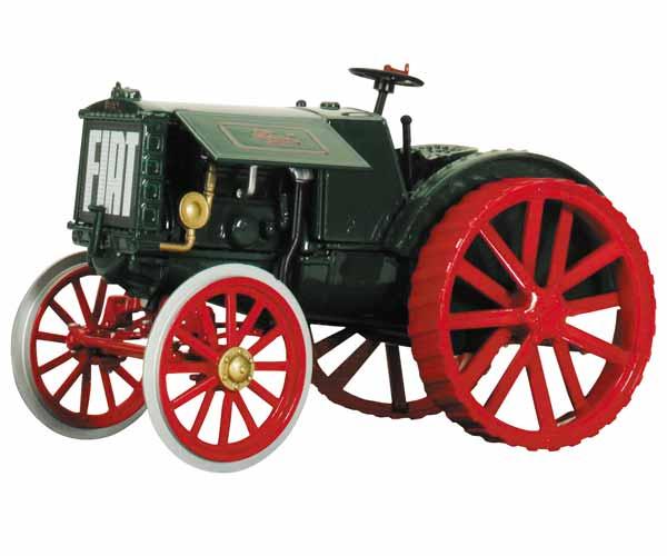 Réplica tractor FIAT 702