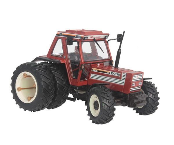 replica tractor fiat 100-90