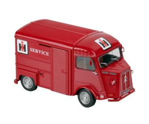 Replica furgoneta de servicio INTERNATIONAL marca CITROEN Tipo H
