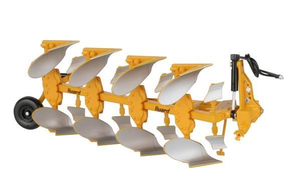 Replica arado HUARD QR65 - Ítem1
