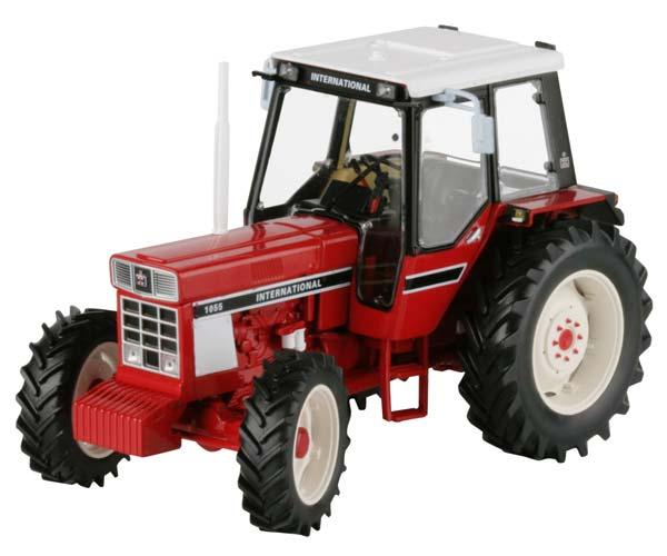 Replica tractor INTERNATIONAL 1055